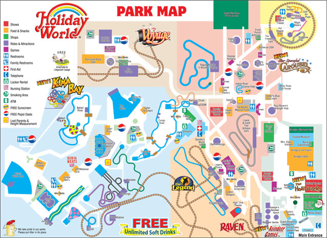 Embrey Creative Maps